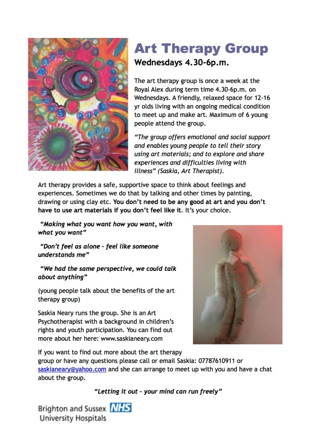 Art Therapy and Yoga Group
